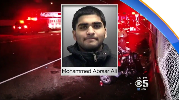Video: DUI Suspect Charged with Murder in CHP Officer's Death