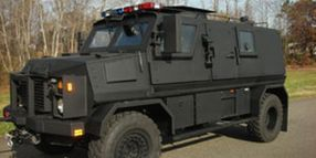 Granite Tactical Vehicles Will Offer ROCK To LE