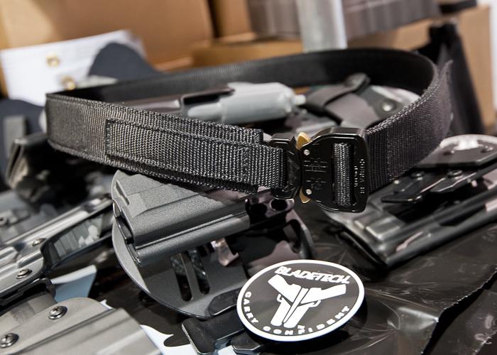 SHOT Show 2014: Blade-Tech Cobra Instructor's Belt