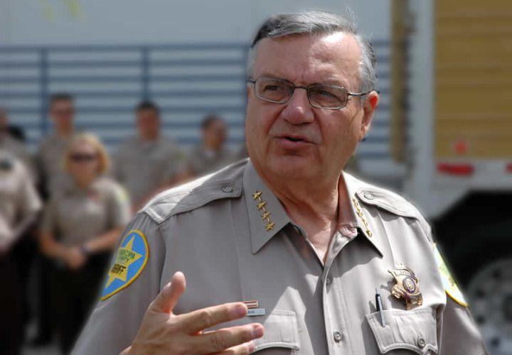 Feds Sue Sheriff Arpaio, Claiming Discrimination Against Hispanics