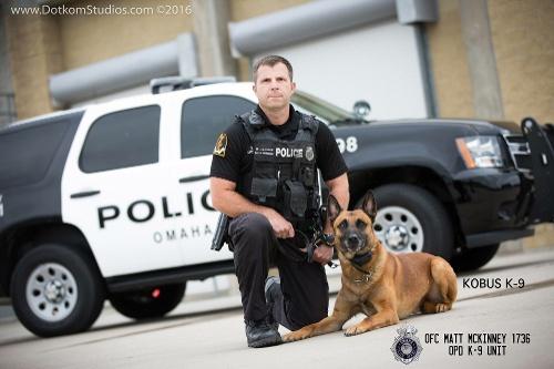 Omaha K-9 Killed in 26-Hour Standoff, Suspect in Custody