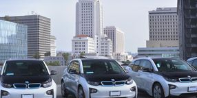 LAPD Adds 100 BMW Electric Cars to Its Fleet
