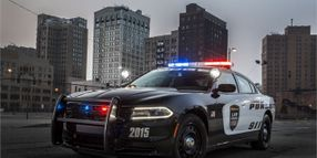Dodge Charger Pursuit Refreshed for 2015