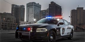 Chrysler Adds Ambush Detection System to 2017 Charger Pursuit