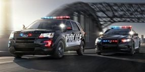 Ford Offers Police Vehicle Driving Event in Texas