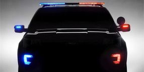 Ford Expected to Unveil Updated Police Interceptor Utility Next Week