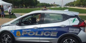 MD Agency Uses Chevy Bolt for Police Duty