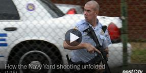 U.S. Park Officer Tells of His Response to 2013 Navy Yard Shooting