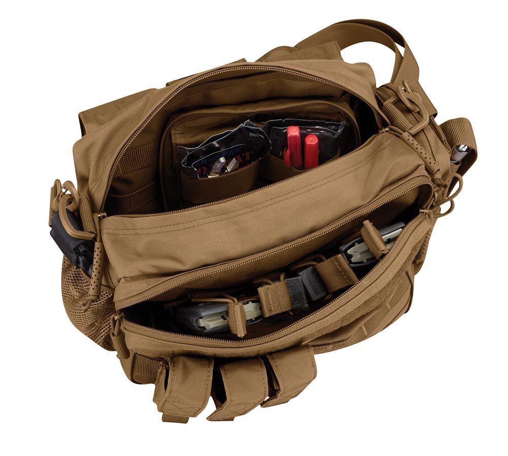 SRO Bailout Bag Essentials