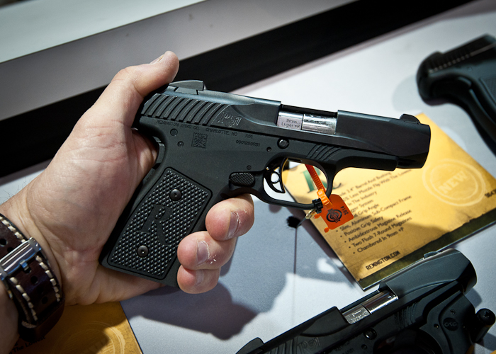SHOT Show 2014: Remington Intros New Concealed Carry Nine
