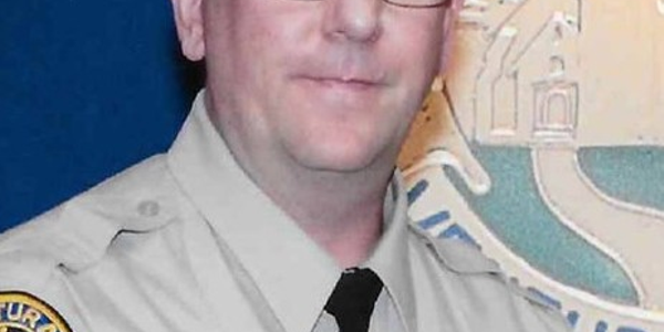 Ventura County Sheriff's Sergeant Ron Heluswas hit by six rounds when he was killed during...