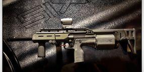 SHOT Show 2014: Crye Precision Releases AR Rail Shotgun