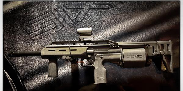 Crye Six12 Breaching Shotgun