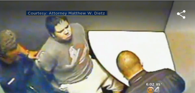 Video: Autistic FL Man's Family Sues Officers, City Over Interrogation Following Shooting of His Caretaker
