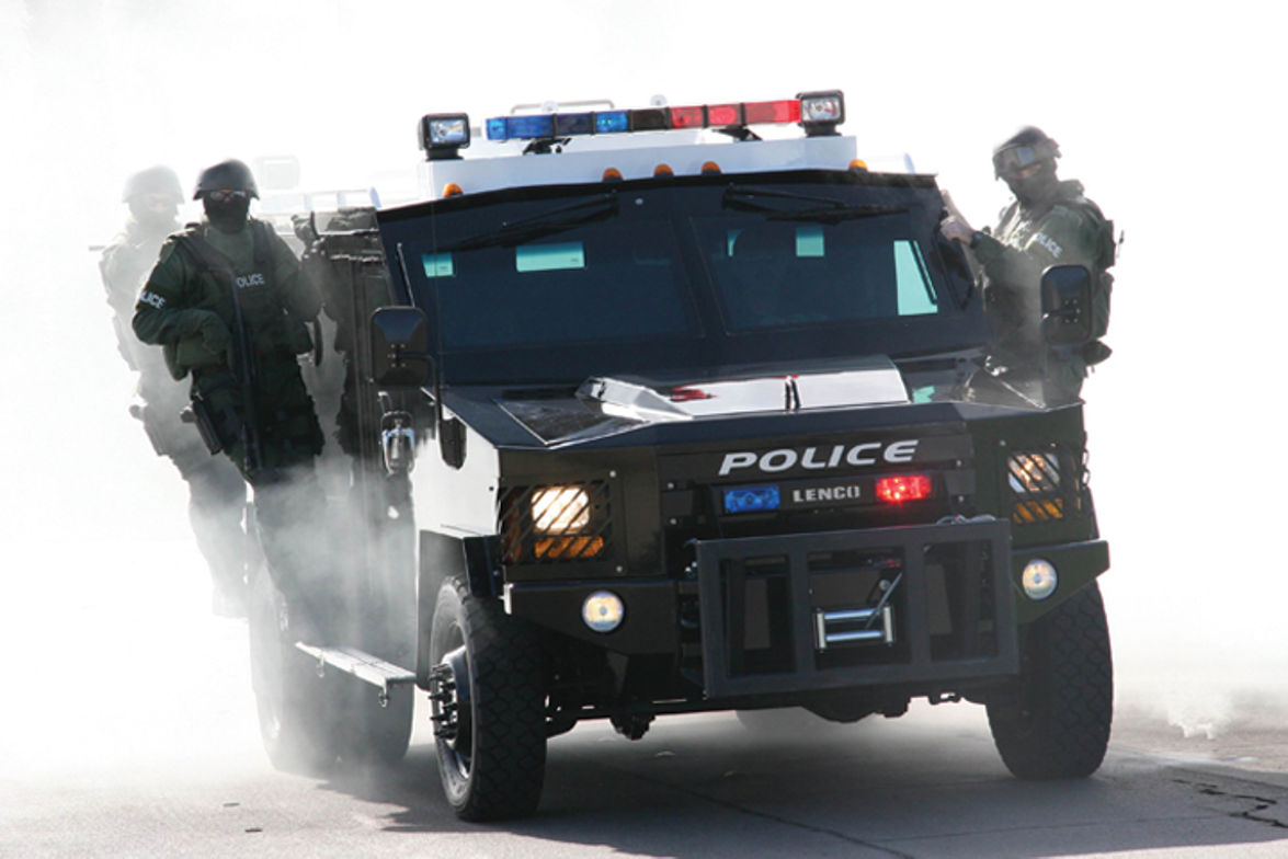 Lenco Armored Vehicles is the most trusted armored SWAT vehicle manufacturer in the world....