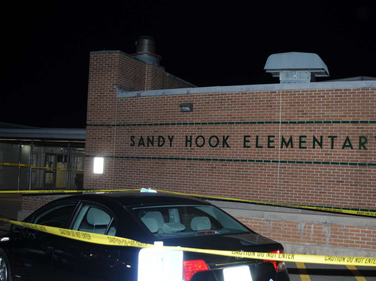 Sandy Hook Elementary School has been demolished, but those who survived the shooting there or...
