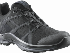 The newly designed Haix Black Eagle Athletic 2.1 T Low features a super lightweight microfiber...