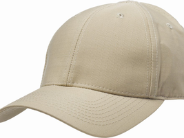 The 5.11 Tactical Taclite Uniform Cap is crafted from Taclite ripstop fabric for lightweight...
