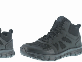 The Reebok Sublite Cushion Tactical line of tactical footwear was designed for law enforcement...