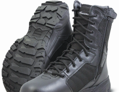 The Breach 8 SZ tactical side-zip boots from Smith & Wesson Footwear are made to be durable,...