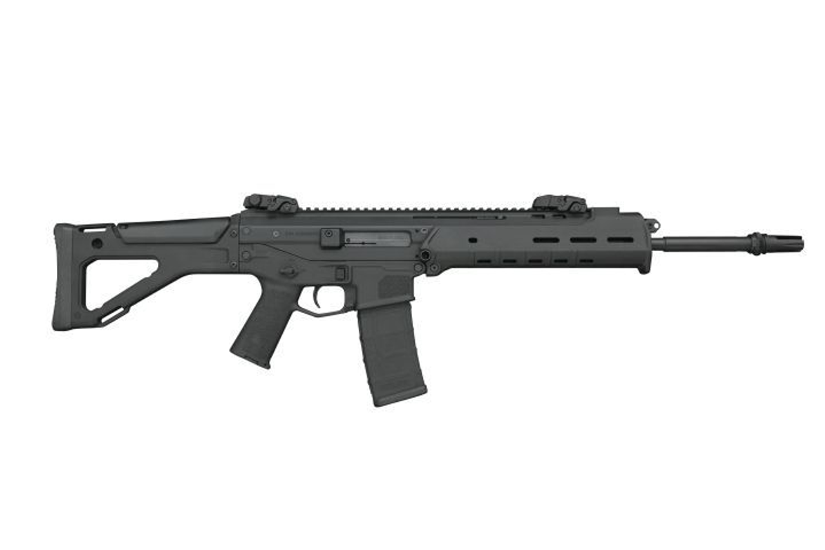 The Bushmaster ACR—once known as the Magpul Masada—was developed in a partnership  between...