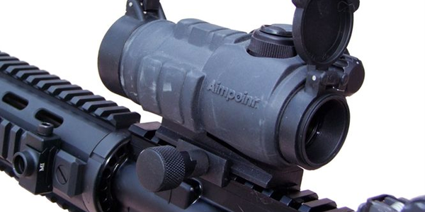 At engagement distances from a few yards out to 50 yards, you cannot beat a red dot. When you...