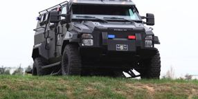 Armored Specialty Vehicles