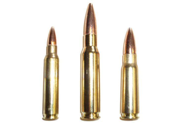 International Cartridge Corp.'s Green Elite JOT: The Green Elite JOT (Jacketed Open Tip) uses...