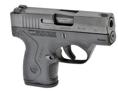 Despite its small size and low-profile sights, Beretta's BU9 Nano handles very well, and it's a...
