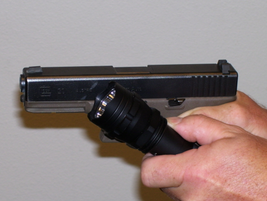 Ayoob—Named for firearms instructor and author Massad Ayoob, the Ayoob Technique uses a sword...