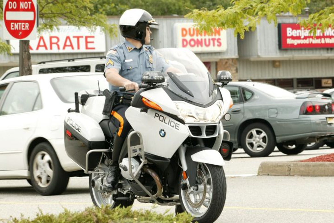 BMW offers two police motorcycles: the R1200 RT-P (pictured) and G650. The RT-P, which is...
