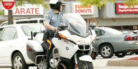 Police Motorcycles: 2009