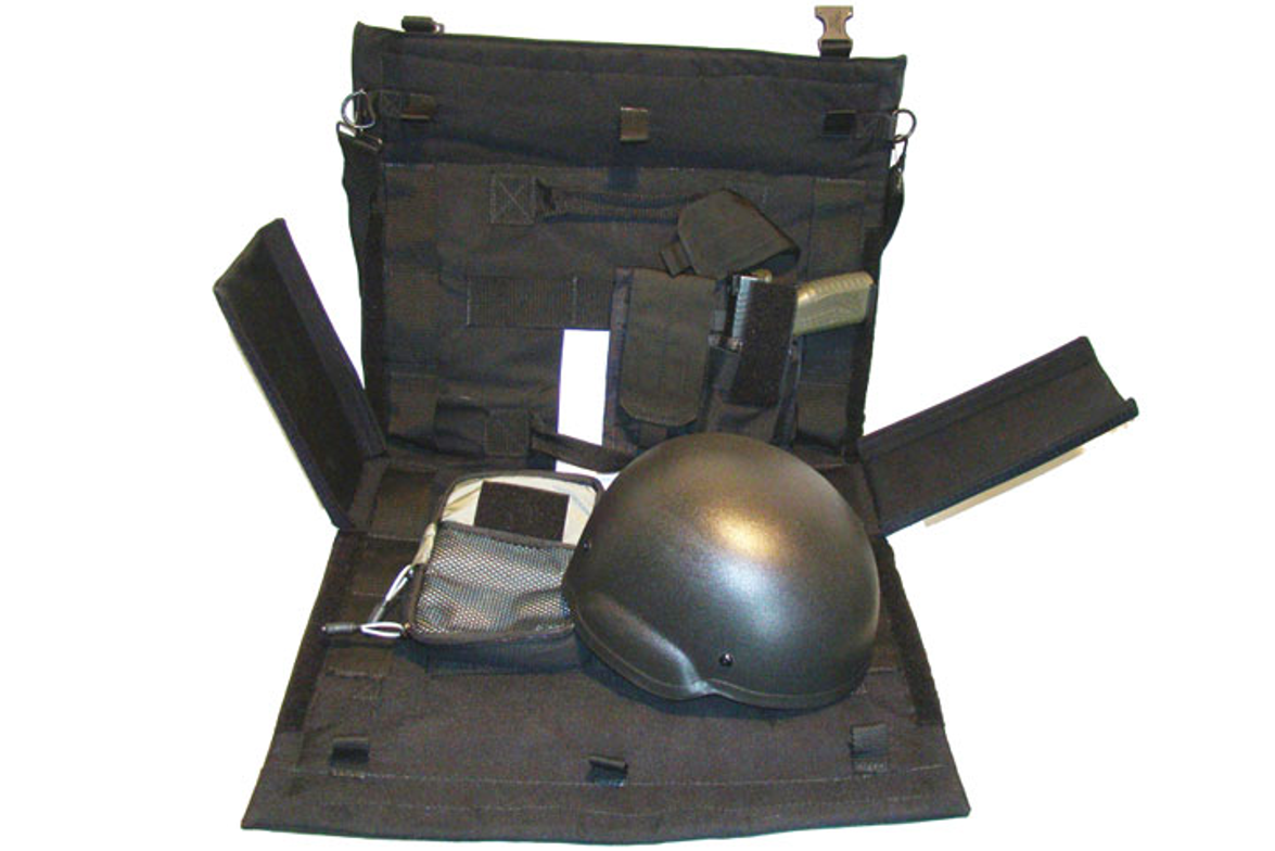 The Battleware Active Shooter Assault Bag gives the first responder a means to carry the gear...
