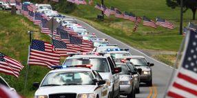 Bardstown Police Memorial