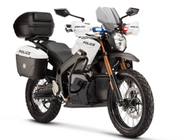 The GEM/Zero Electric Police Motorcycle was designed and manufactured by Beaudry Police to act...