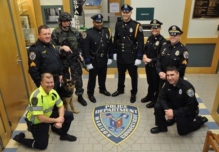 Best Dressed Law Enforcement Officers