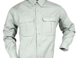 Available in both long- and short-sleeve versions, BlackHawk's new Lightweight Tactical Shirts...