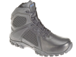 Bates' Strike 6-inch and 8-inch anti-fatigue boot feature the new Endurance Performance System....