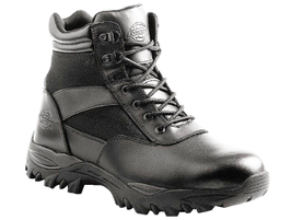 """Designed with on-the-job officers in mind, Dickies' Spear 6"""" tactical boot is fully lined with..."""
