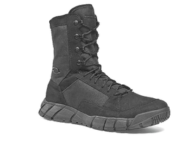 Oakley's newest tactical footwear platform weighs only 9.2 ounces and features key technologies...