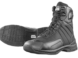 """Original S.W.A.T.'s H.A.W.K. 9"""" Side-Zip EN lightweight tactical boot features the company's..."""