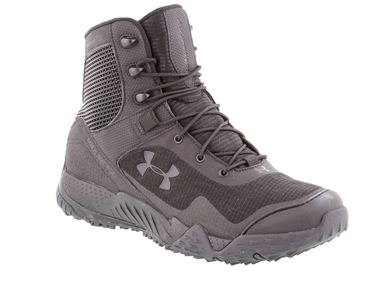 Under Armour's Valsetz RTS boots for military and law enforcement now feature new technology....