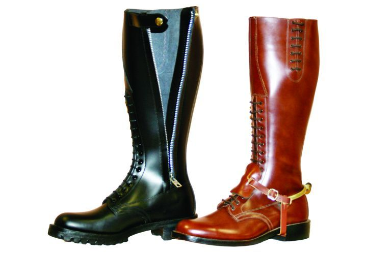 Duty Boots: 2011