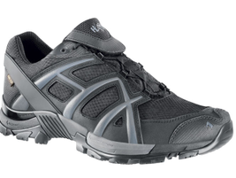 The new Black Eagle Athletic 10 Low boot from Haix is lightweight and breathable, yet durable...