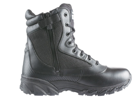 Original S.W.A.T.'s Chase series of tactical footwear includes a 9-inch side-zip in black and...