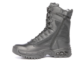 The 8055Z Air Tac Plus is an 8-inch, non-metallic tactical boot created with Ridge Footwear's...