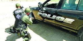 Using Vehicles for Concealment and Cover