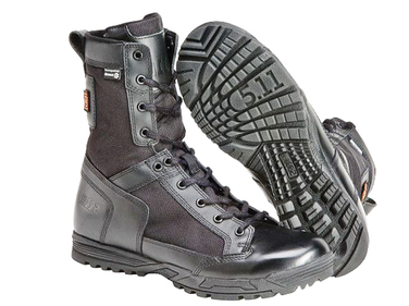 Inspired by traditional combat boots, 5.11 Tactical created the Skyweight Waterproof Side Zip...