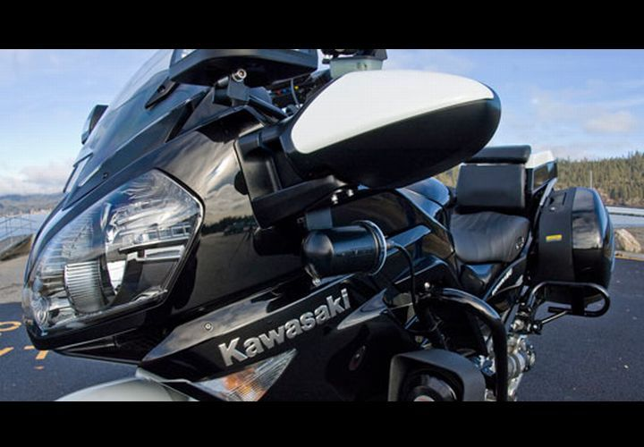 Kawasaki Concours 14P Motorcycle