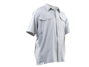 24-7 Series Cool Camp Shirt—New Design! Updated polyester spandex fabric, moisture wicking and...